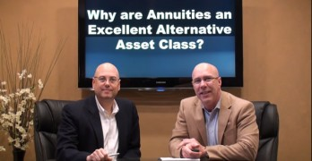 Why are Annuities an Excellent Alternative Asset Class