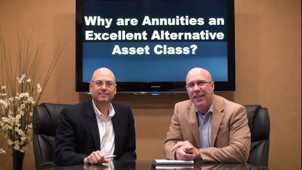 Annuities are an Excellent Alternative Asset Class!