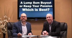 A Lump Sum Buyout or Keep Your Pension –  Which is Best?