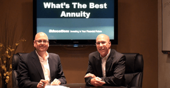 Whats the Best Annuity - 600