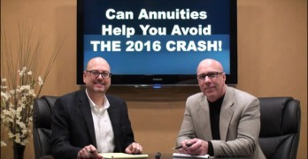 Can Annuities Help You Avoid the 2016 Crash