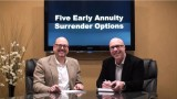 Five Early Annuity Surrender Options