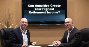 Can Annuities Create Your Highest Retirement Income?