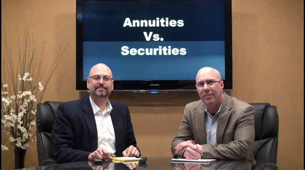 Annuities versus Securities