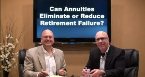 Can Annuities Eliminate or Reduce Retirement Failure?
