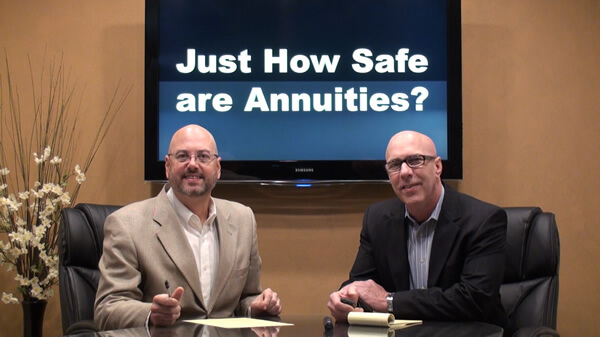Just How Safe Are Annuities?