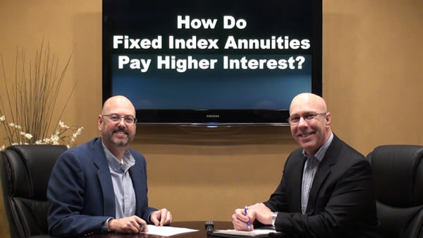How Can Fixed Index Annuities Pay Higher Interest?