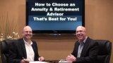 Choosing a Great Retirement Advisor for Financial Planning