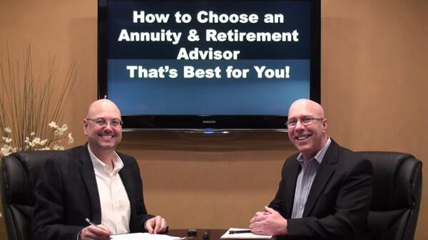 Choosing a Retirement Advisor or Annuity Advisor You Trust