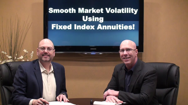 Smooth Market Volatility with Index Annuities
