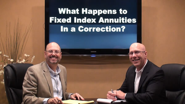Market Correction — Affects on Fixed Index Annuities