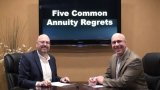 Avoiding Five Common Annuity Regrets