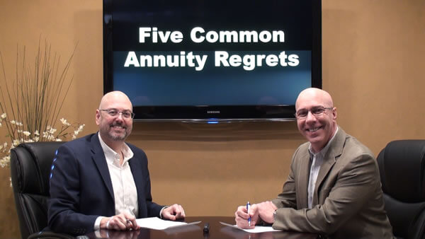 Five Common Annuity Regrets